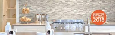 revetement mural cuisine adhesif la smart tiles carrelage mural auto adhésif et décorations murales