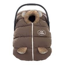 couvre siège auto bébé p coulou housse de siège d auto kalinou kido bébé junior