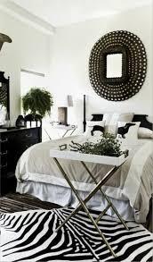 chambre zebre et le tapis zèbre en 50 photos avec beaucoup d idées intérieurs gris