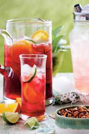 Southern Comfort Lime And Lemonade Name Refreshing Teas And Non Alcoholic Drinks Southern Living
