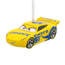 disney cars 3 ornament jcpenney