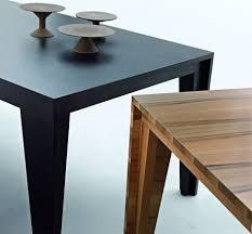 Modern Wood Dining Room Tables Marvelous Modern Wood Kitchen Tables The Most Dining Room Table