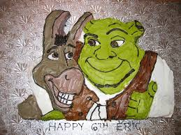 364 best shrek cakes images on pinterest shrek cake themed
