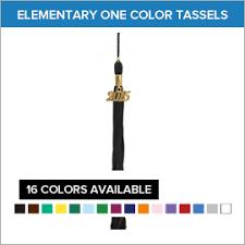 graduation tassel colors elementary graduation tassels gradshop