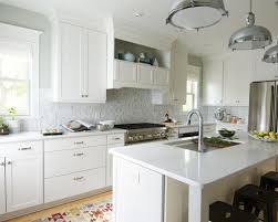 Shaker Kitchen Cabinet by Latest White Shaker Kitchen Cabinets With Shaker Kitchen Cabinets