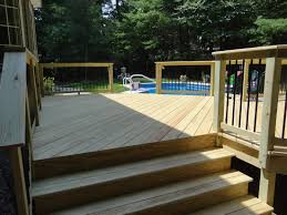 gallery of porches u0026 decks hinman construction remodeling and