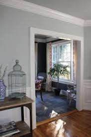 another view of our dining room color restoration hardware paint