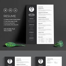 minimalistic resume psd settings content flash player minimal creative cv resume template 67714