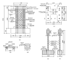 pv plan dimension and details of specimen u sw pv 1 unit mm a