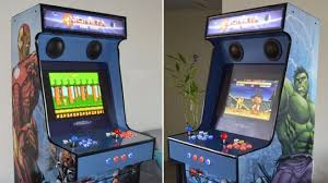 raspberry pi mame cabinet diy avengers arcade cabinet made with raspberry pi htxt africa