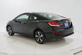 2014 used honda civic coupe 2dr manual ex at richfield bloomington