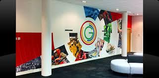 custom printed digital wallpaper evm glasgow