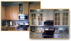 Replacement Kitchen Cabinet Doors Replacing Kitchen Cabinet Doors Before And After I45 All About
