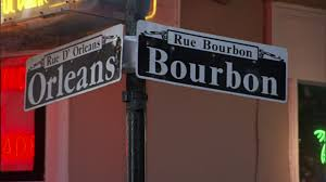 bourbon sign bourbon new orleans and b roll footage getty images