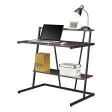 Small Computer Desk With Hutch by Altra Cherry And Black Small Computer Desk With Shelf 9391096