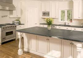 soapstone countertop soapstone countertop rustic kitchen atlanta by center
