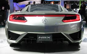 volkswagen sports car in avengers acura nsx concept first look 2012 detroit auto show motor trend
