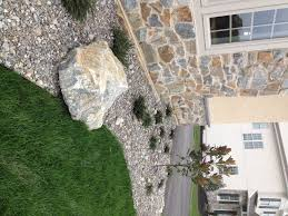home stones decoration landscape stone ideas home decorating and tips edging loversiq