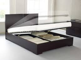 Bed Frame With Storage Plans Bed Frame Gift Build Your Own Storage Bed Frame Ideas Platform