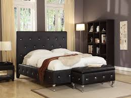 Black Tufted Bed Frame Make A Tufted Bed Frame King Home Ideas Collection