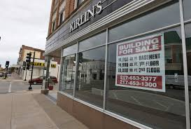 kirlin u0027s inc sells stores puts quincy headquarters up for sale