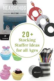 Stocking Stuffers For Her Stocking Stuffer Ideas For All Ages The Idea Room