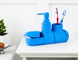 submarino bathroom set by hector serrano for seletti gadget flow