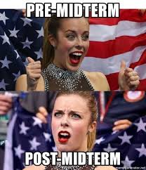pre midterm post midterm ashley wagner disappointed meme generator