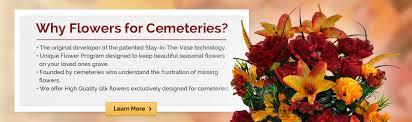 Flower Vase For Grave Flowers For Cemeteries Inc