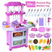 jeu de cuisine enfant cuisine pour enfants bois jouet moderne jeu cuisinière dînette
