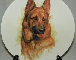 leo jansen my favorite pets leo jansen schnauzers plate