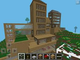 minecraft house ideas pocket edition