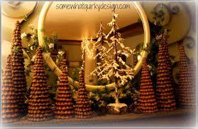 cone christmas tree christmas lights decoration