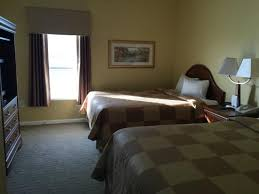 Two Bedroom Hotels Orlando Second Bedroom In Two Room Suite Picture Of Caribe Royale
