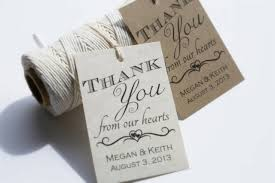 wedding shower thank you gifts bridal shower thank you gift bags 99 wedding ideas