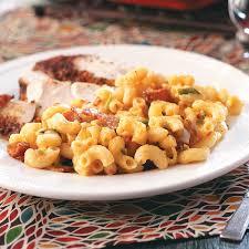 bacon mac u0026 cheese recipe taste of home