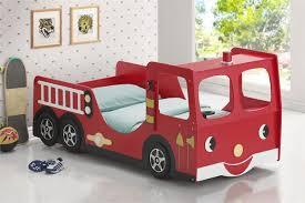 Kid Car Bed Kids Bunk Beds Fire Engine Racing Car Bed Children Bedroom