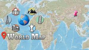 map us hd offline world map hd 3d atlas view android apps on