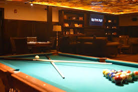 Mafia Kitchen With Pool Table And Poker Table Available For Large - Kitchen pool table
