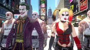 Joker And Harley Quinn Halloween Costumes by Death Ps Vs Clown And Harequeen Deadpool Vs Joker U0026 Harley Quinn