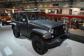 jeep indonesia 2014 jeep wrangler willys wheeler edition makes public debut in la