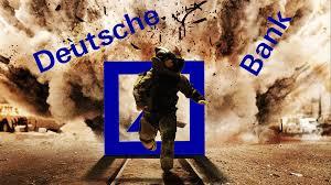 deuts che bank jim willie if deutsche bank goes it will be lehman times