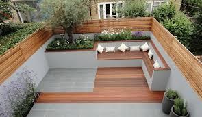 Metal Garden Benches Australia Built In Patio Seating Google Search Built In Patio Seating