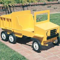 diy pedal car plans and kits to build pedal car dump trucks
