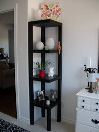Old Ikea Bookshelves by Captivating Double Ikea Vertical Bookshelves Teamed With Molding