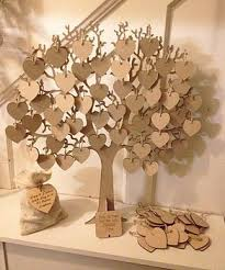 large wedding guest book wishing tree large wooden guest book heavens craft and wedding