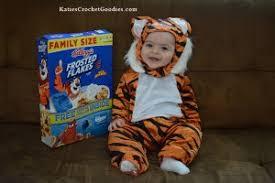 Baby Tiger Costumes Halloween Katie U0027s Crochet Goodies Free Patterns