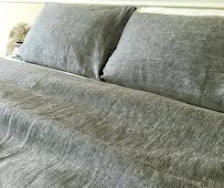 gray linen duvet cover queen lindstrom grey duvet covers and