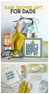 baby shower gifts baby shower gift doody duty kit a girl and a glue gun