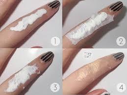miss rusty sfx deep cut finger liquid latex eyelash glue